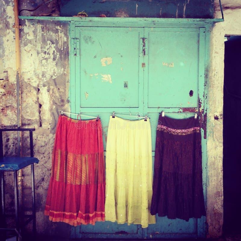 Settimana di modo, Gerusalemme, Medio Oriente fotografia stock