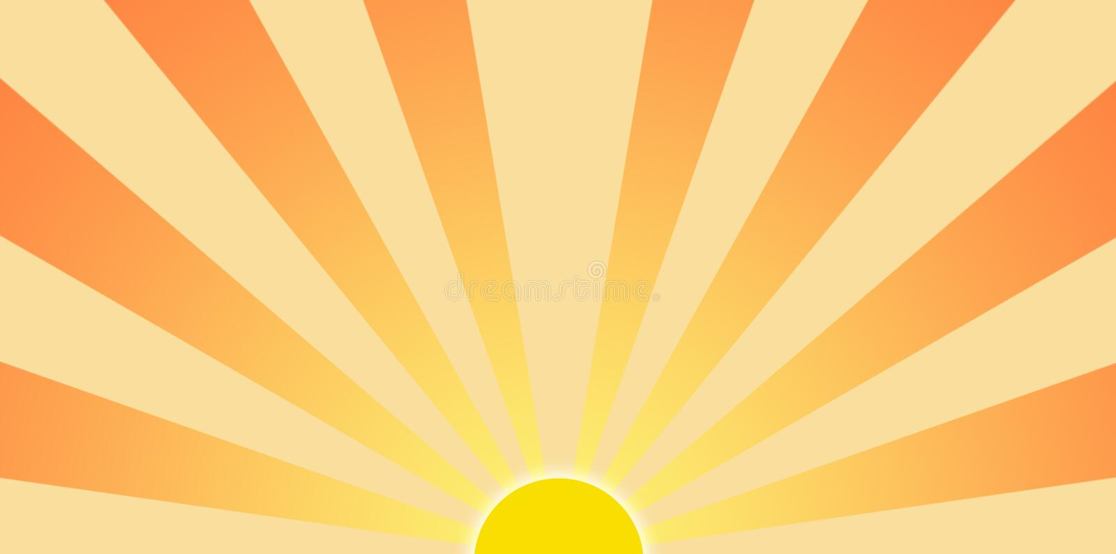 Download Setting Sun Graphic Clip Art Stock Illustration - Image: 4900914