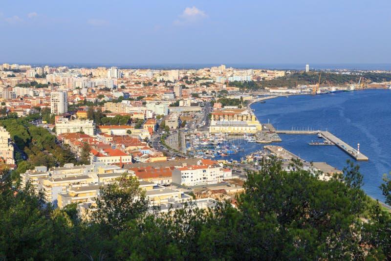 Setubal, Portugal royalty-vrije stock afbeeldingen