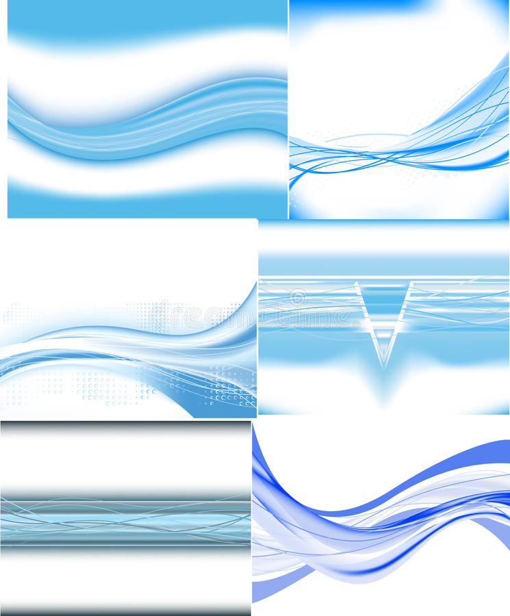 setwave 向量例证