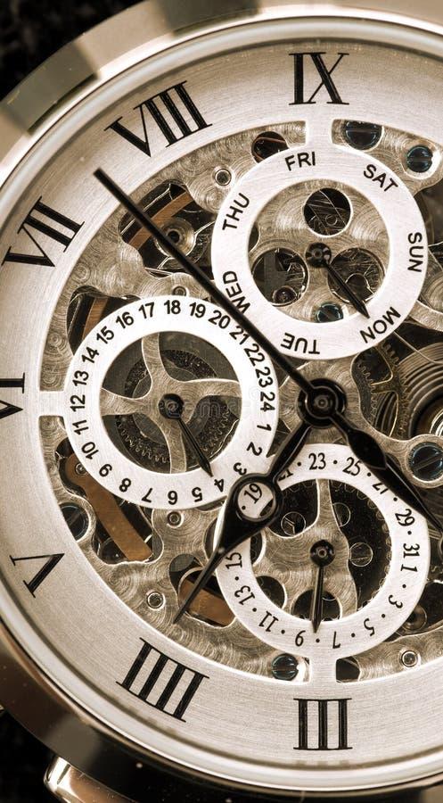 Setzen Sie Zeit Stückes fest lizenzfreie stockfotos