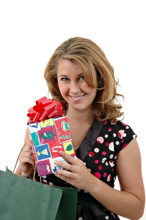 Seu presente fotos de stock