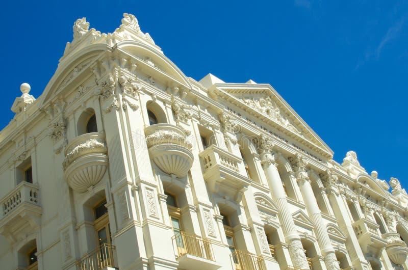 Seu teatro de majestade, Perth, Austrália Ocidental foto de stock royalty free