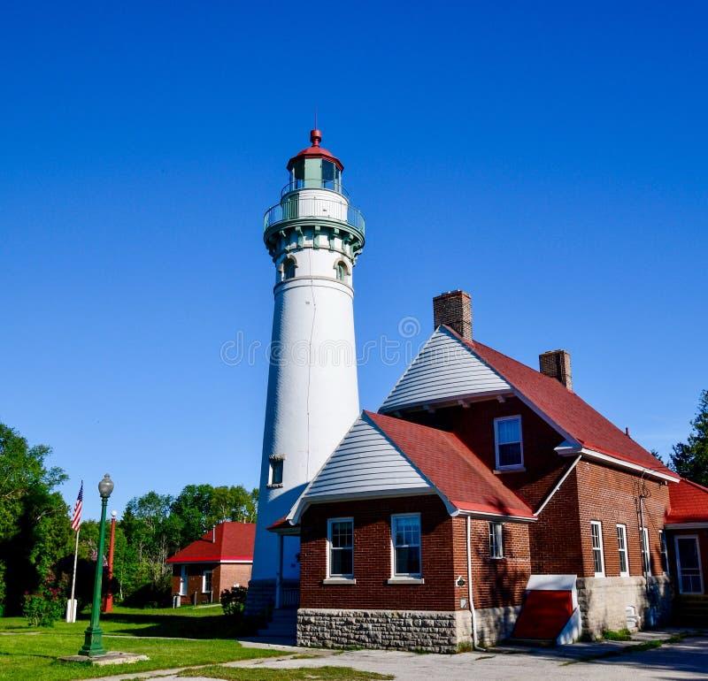 Seul Choix Punkt-Leuchtturm stockfoto