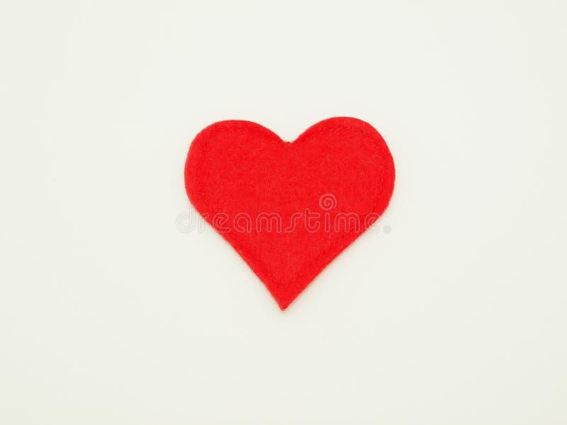 Seul coeur images stock
