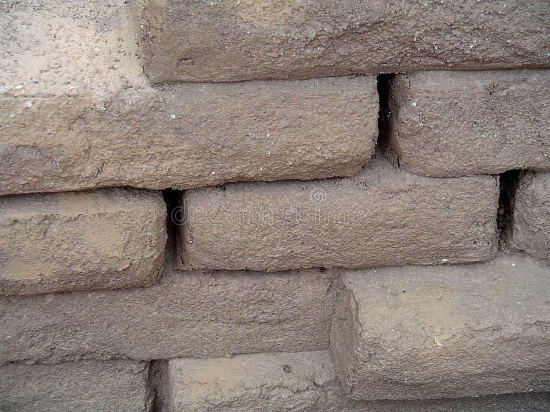 Seul mur en pierre photo libre de droits
