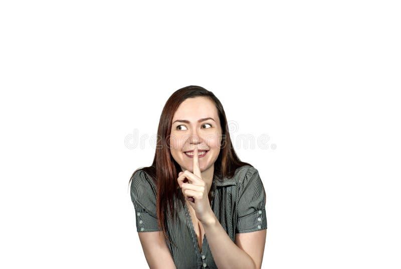 Seulement il ` s un secret ! photos libres de droits