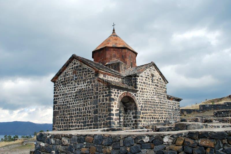 Sevanavank修道院 免版税图库摄影
