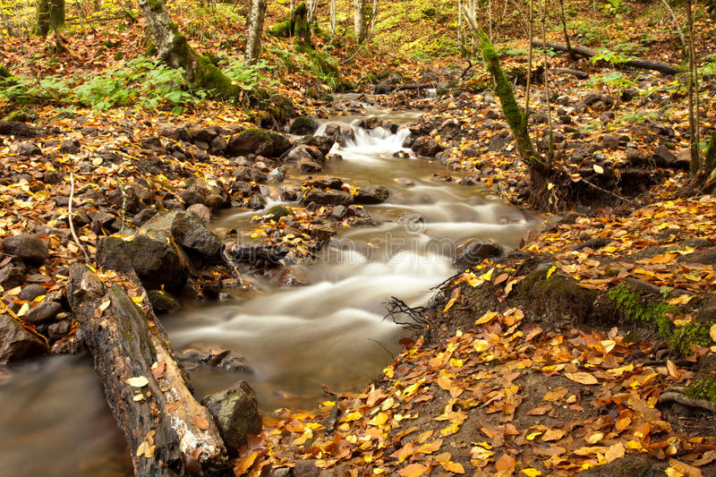 Download Seven Lakes stock image. Image of woods, background, waterfall - 27747071