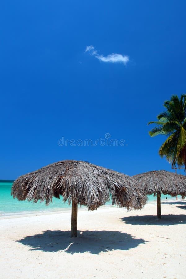Seven Miles Beach, Negril, Jamaica royalty free stock photos