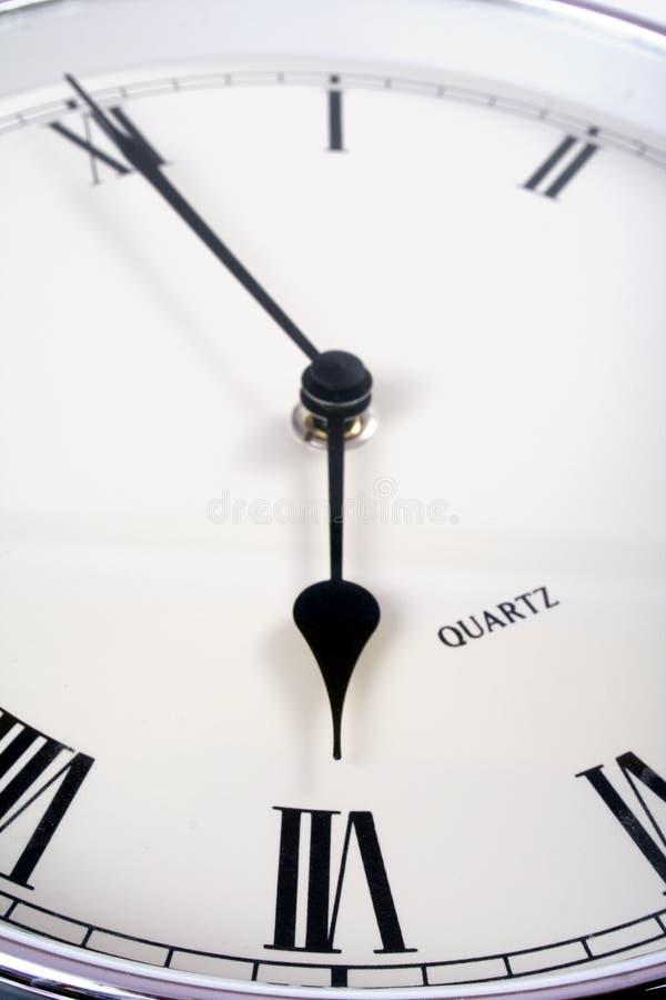Download Seven O'Clock stock photo. Image of hour, numerals, seven - 1703900