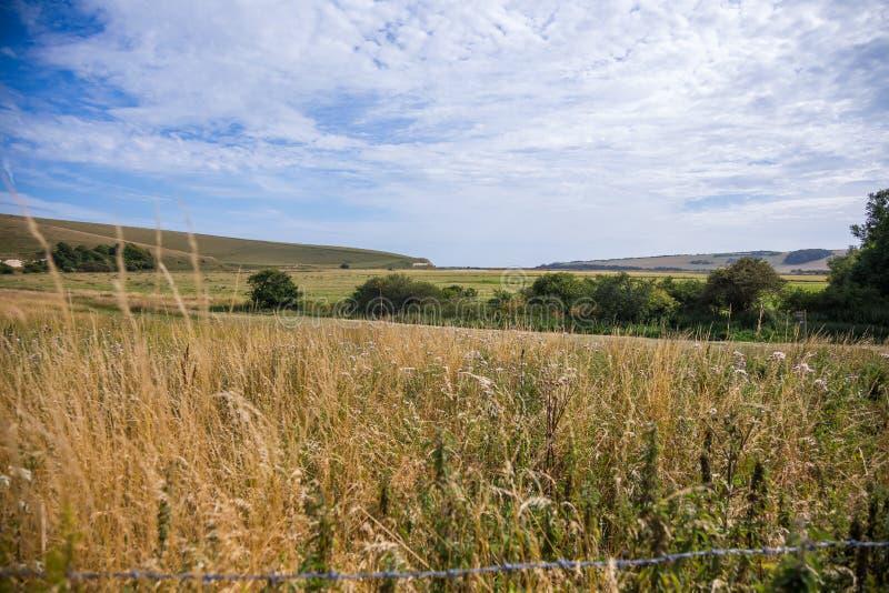 Download Seven sisters landscape stock photo. Image of coast, scenic - 60461070
