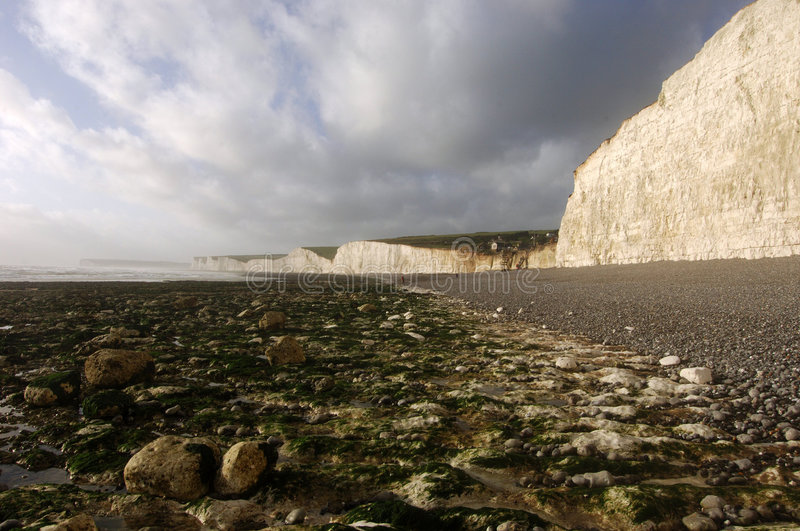 Download Seven Sisters, UK stock photo. Image of white, sisters - 2500000