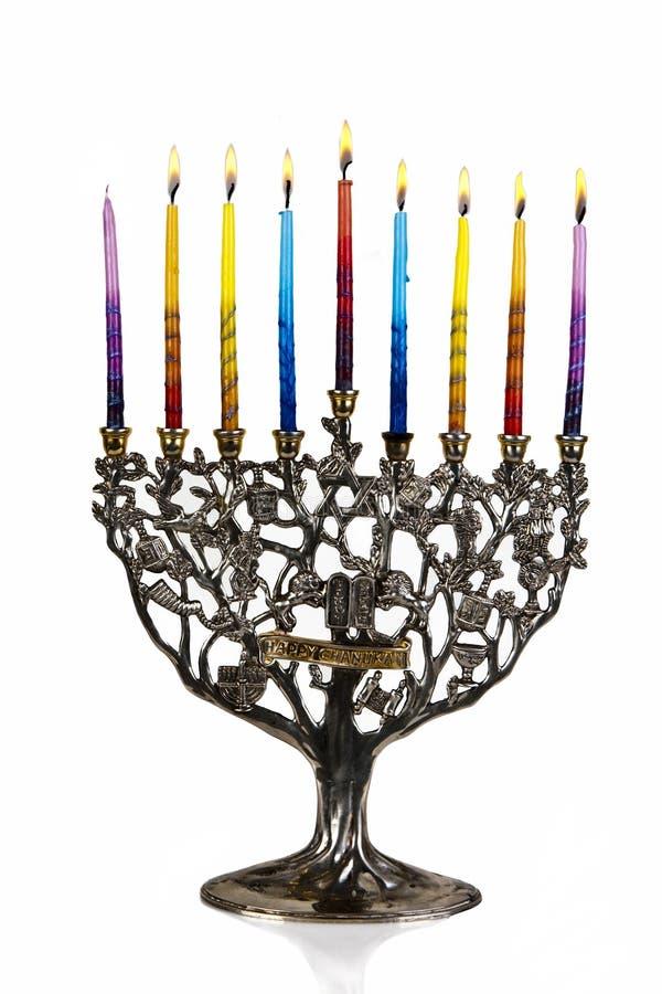 Free Seventh Day Of Chanukah. XXL Stock Photos - 10434123