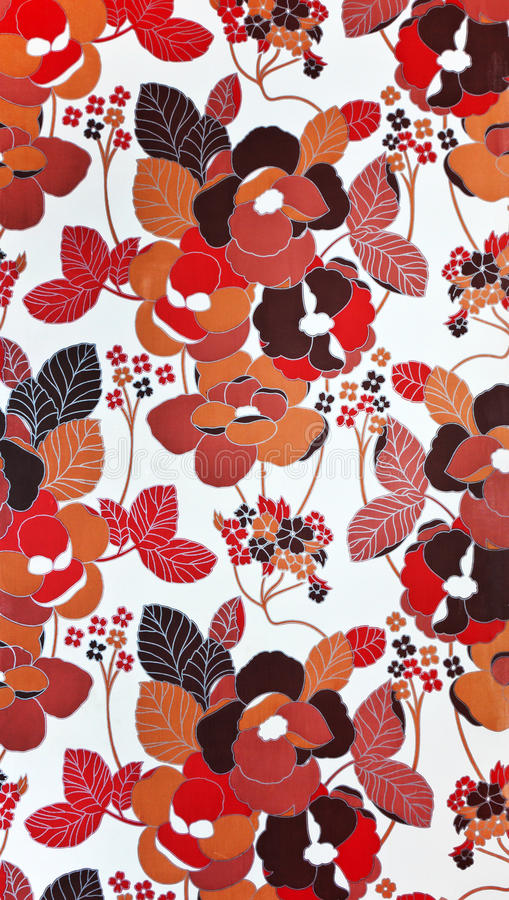 Seventies wallpaper. Abstract background of 70´s wallpaper royalty free stock photography