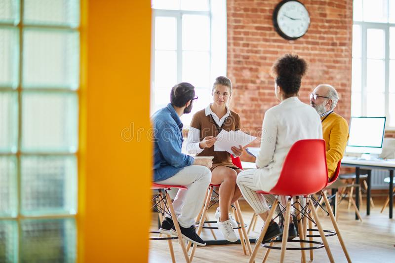 Business company stock photography