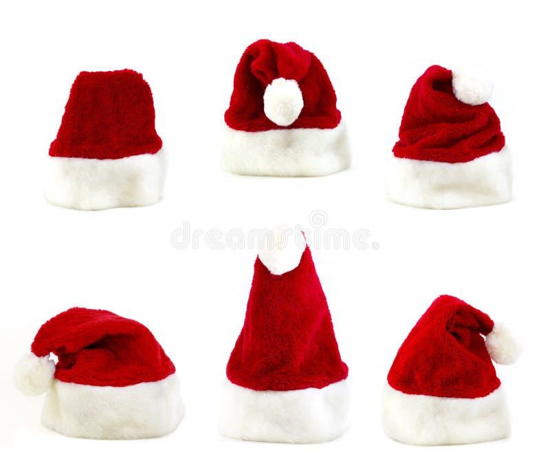 Download Several santa claus cap stock photo. Image of nobody - 28065870