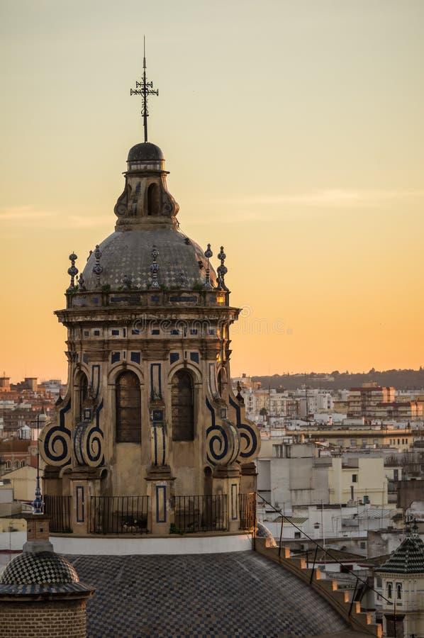 Sevilha, Espanha fotos de stock royalty free