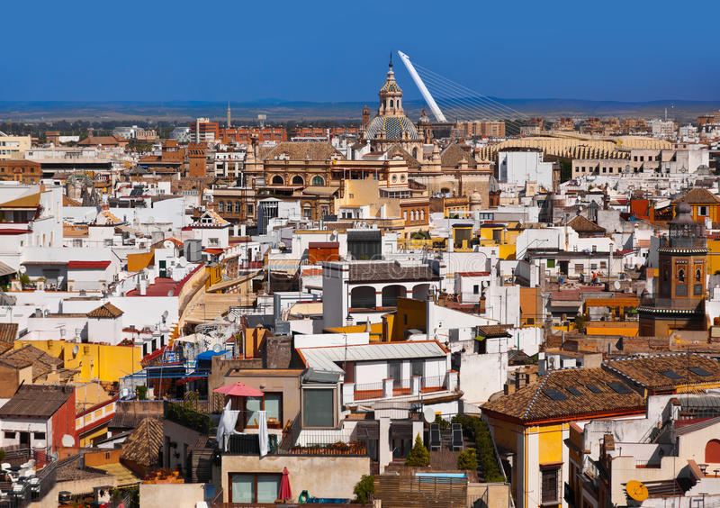 Sevilha Spain fotos de stock
