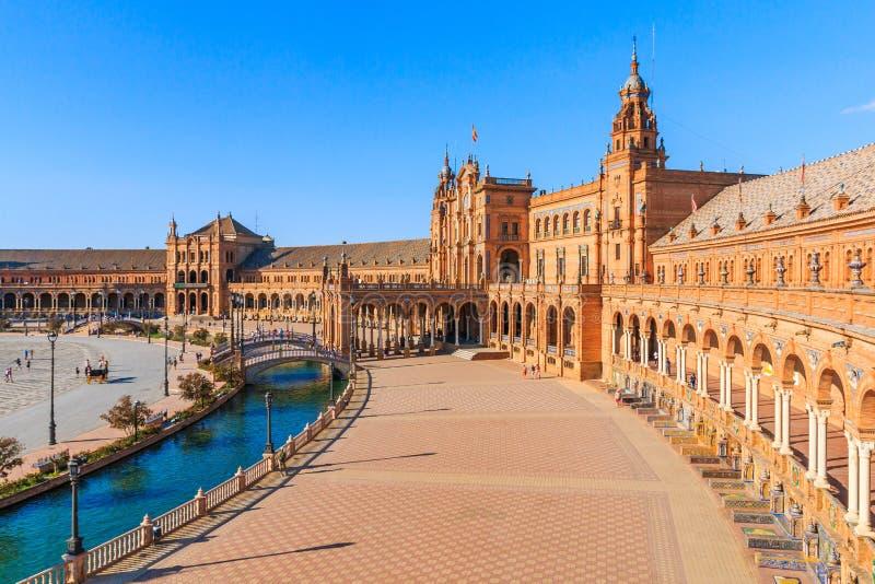 Sevilha, Spain imagem de stock royalty free