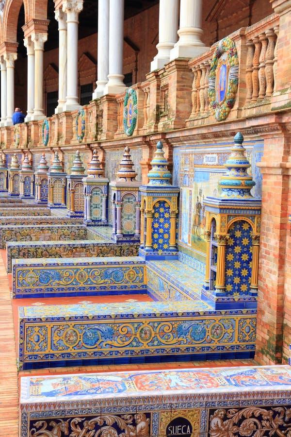Sevilha, Spain imagem de stock