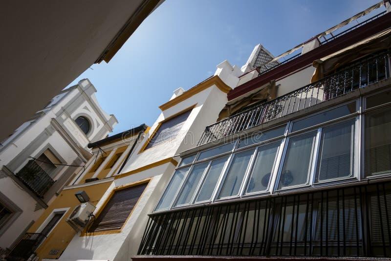 Download Sevilla imagen de archivo. Imagen de geométrico, ciudad - 100525797