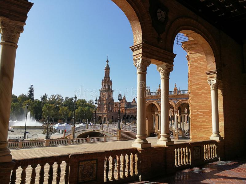 Sevilla zdjęcia stock