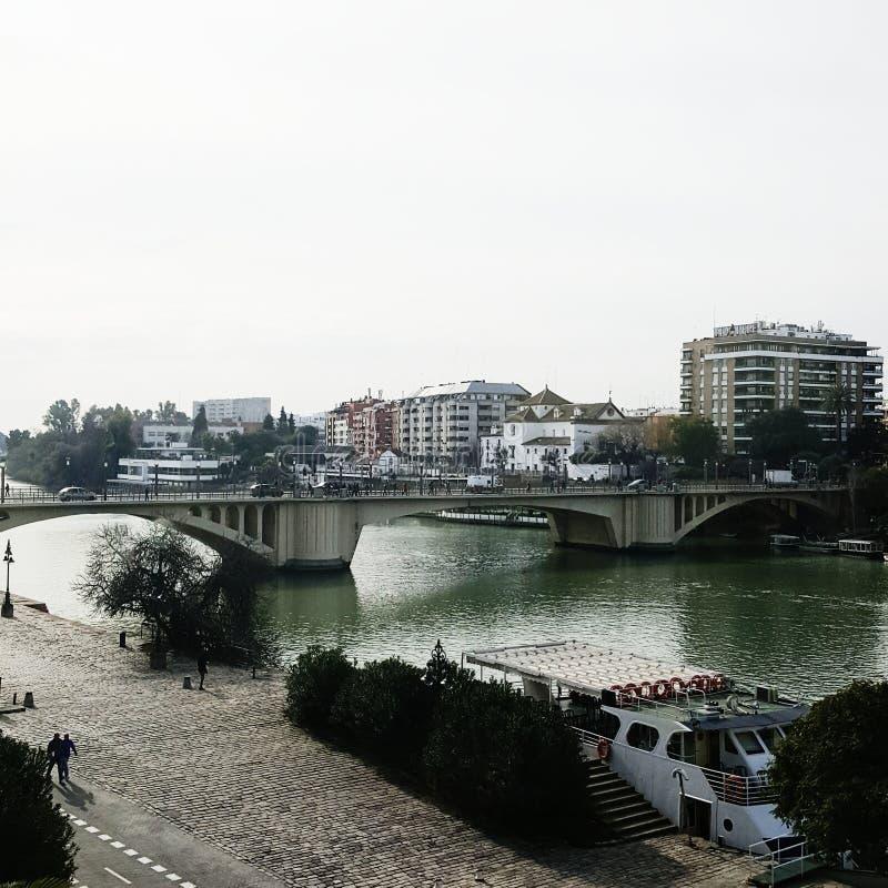 Sevilla fotografia stock