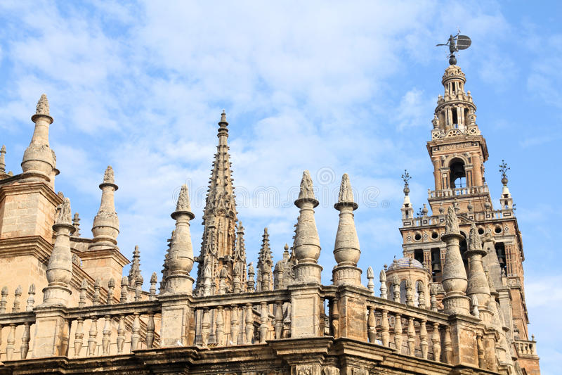 Sevilla royalty free stock image