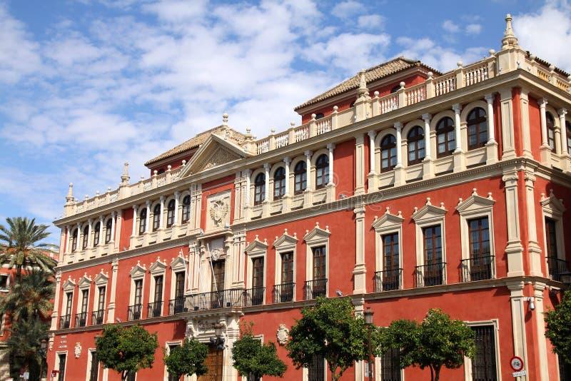 Sevilla royalty free stock photo