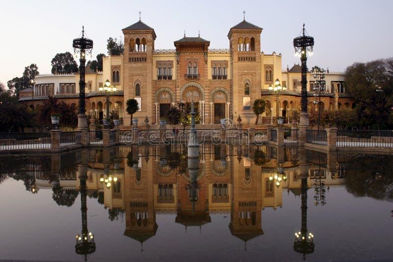 Sevilla stock afbeeldingen