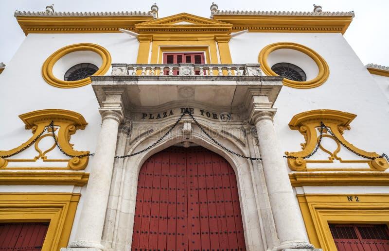 Sevilla, Andalucia, Spanje royalty-vrije stock afbeelding