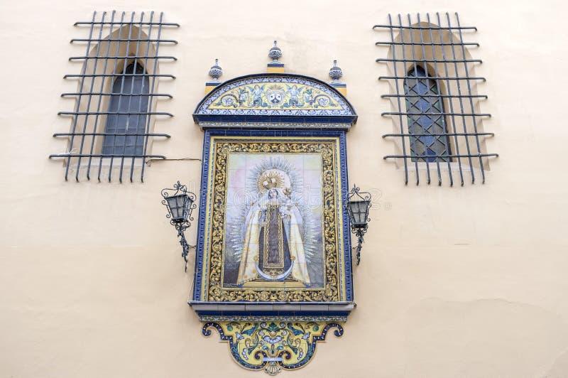 Sevilla, Andalucia, Spanje royalty-vrije stock foto's