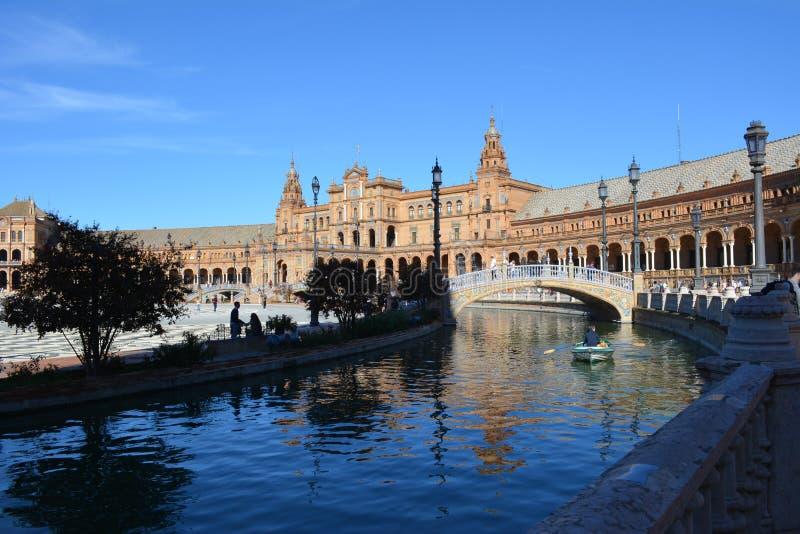 Sevilla fotografie stock