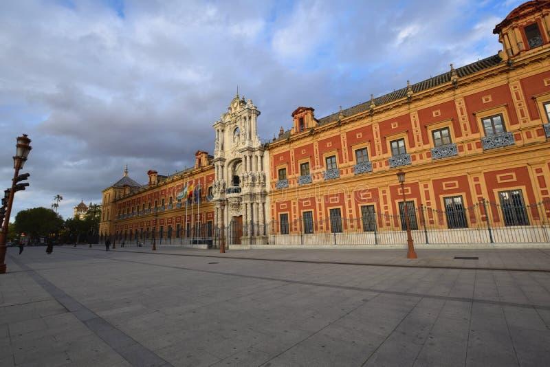 Sevilla imagen de archivo libre de regalías