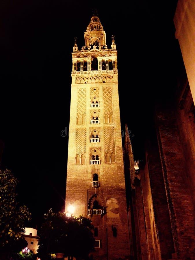 Sevilla Giralda fotos de stock