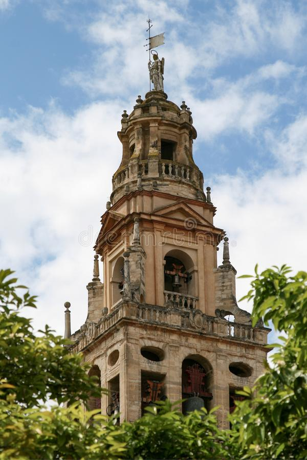 Sevilla Giralda stockfotografie