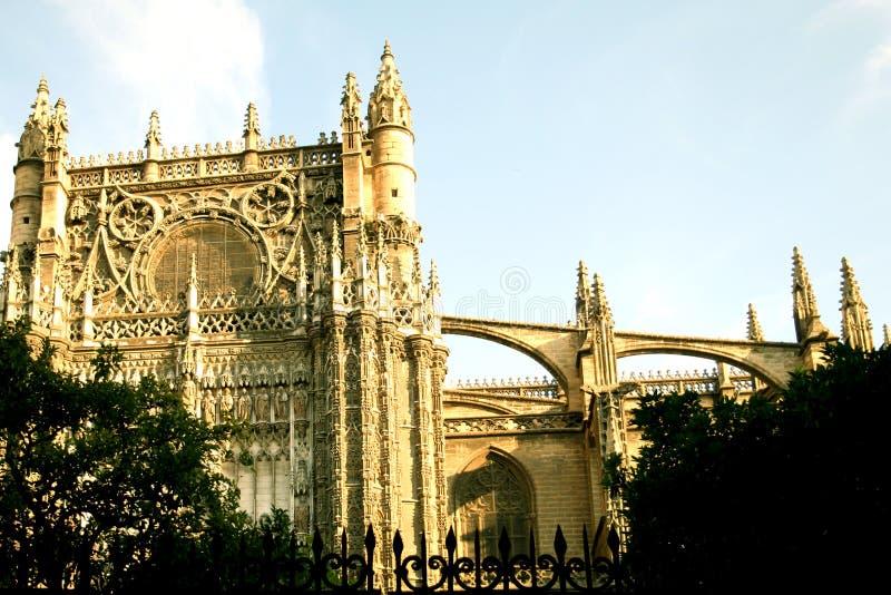 Sevilla-Kathedrale lizenzfreies stockbild