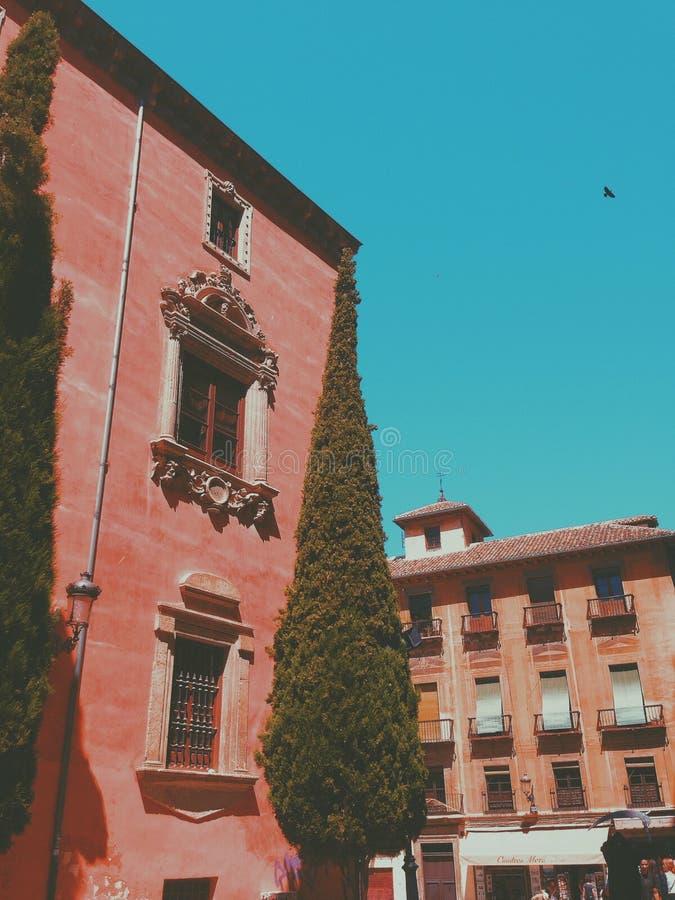 Sevilla Pastel stockfotos