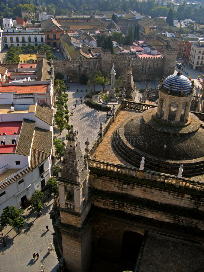 Sevilla, Spanien 03 stockfotografie