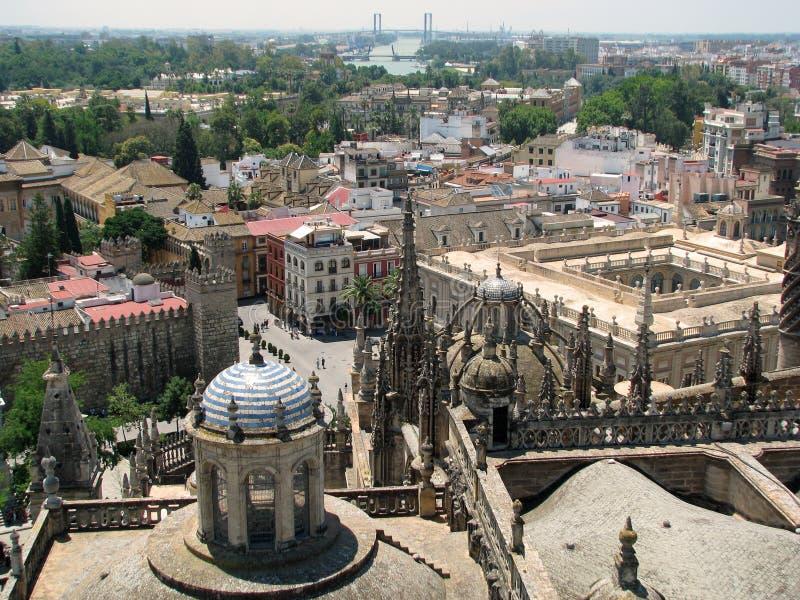 Sevilla (Spanje) stock afbeeldingen