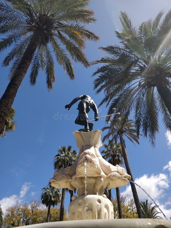 Seville arkivbild