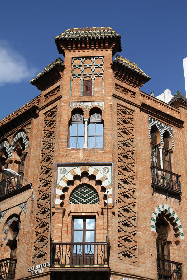 Seville royalty free stock photos