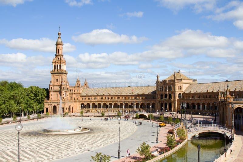 Download Seville stock photo. Image of tower, spain, spanish, landmark - 25537352