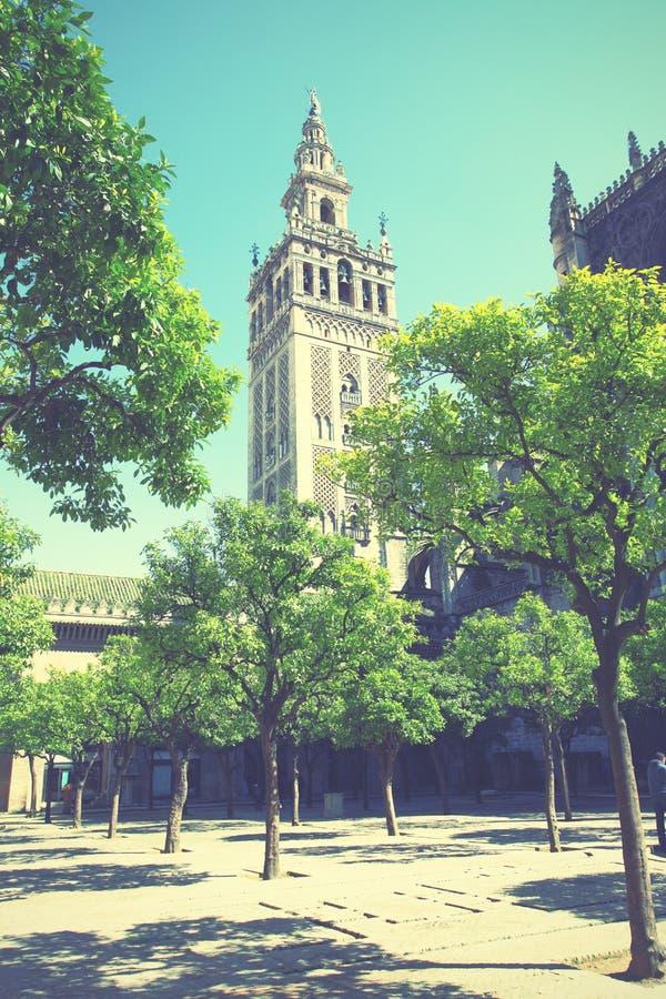 Seville obrazy stock