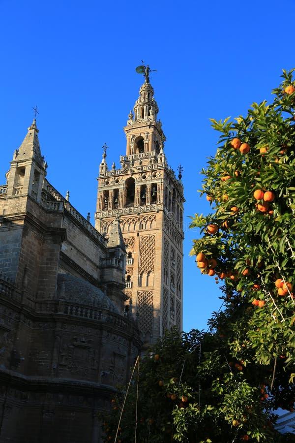 Seville obraz stock