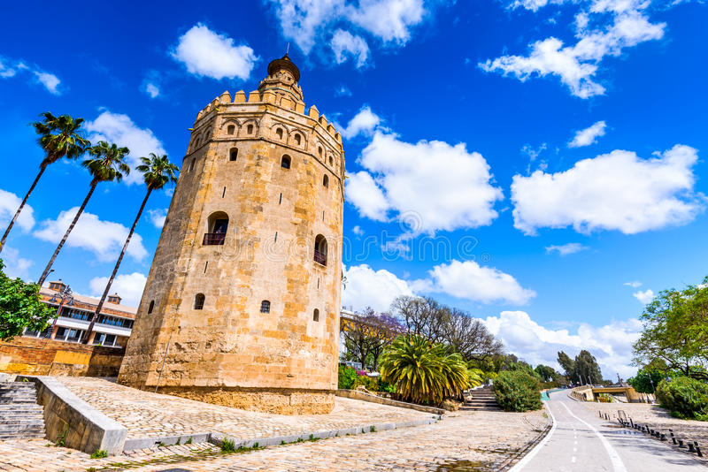 Seville - Andalusia, Spain stock images
