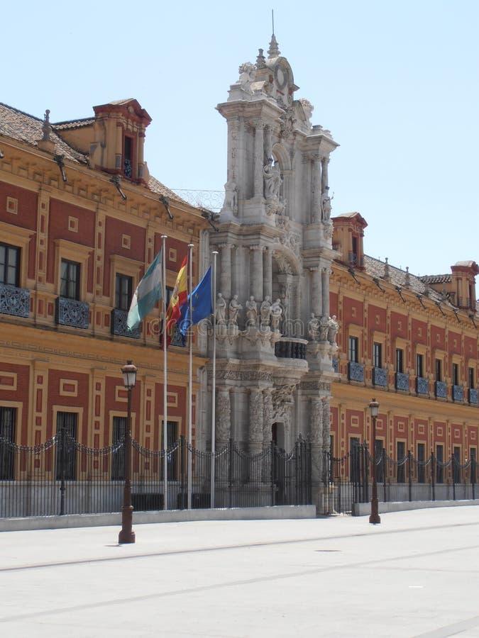 Seville stock image