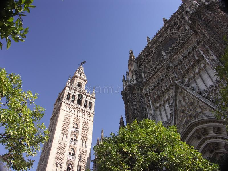 Download Seville Cathedral Stock Photography - Image: 28205072