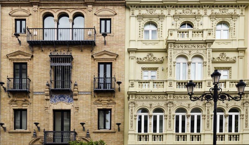 Seville Classic Architecture stock photo